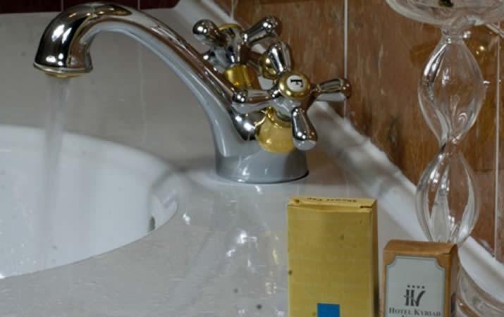 Lavandino bagno Junior Suite