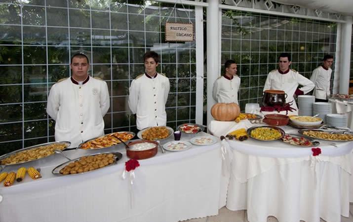Cena a buffet Ristorante il Danubio