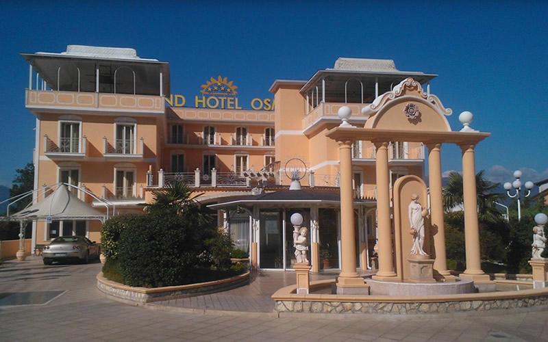 Grand Hotel Hosman