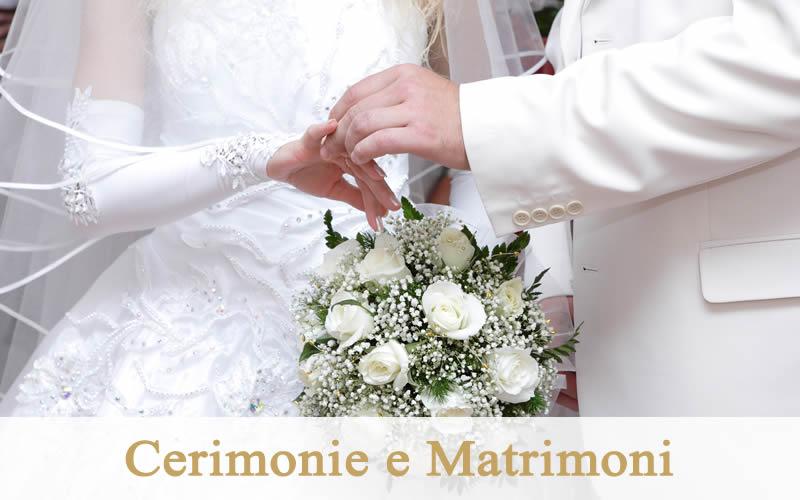 Matrimoni e cerimonie Hotel