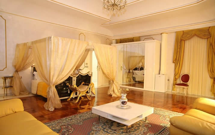 Suite matrimoniale Hotel