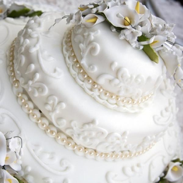 Torta nuziale Grand Hotel Osman